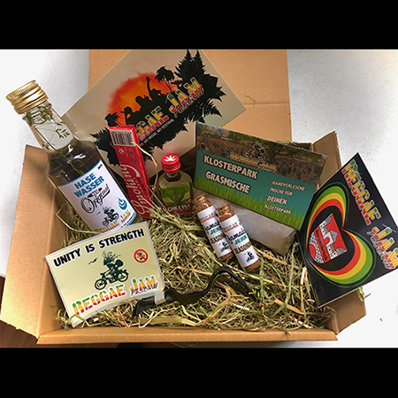 Reggae Jam Survival Kit
